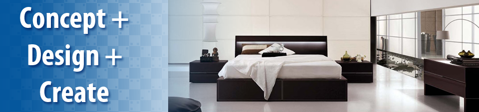 Concept + Design + Create | Bed